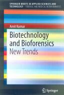 Biotechnology and Bioforensics (ISBN: 9789812870490)
