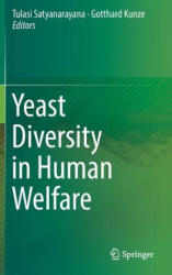 Yeast Diversity in Human Welfare (ISBN: 9789811026201)