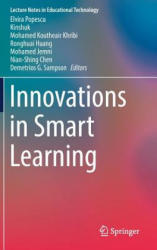 Innovations in Smart Learning (ISBN: 9789811024184)
