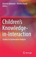 Children's Knowledge-in-Interaction (ISBN: 9789811017018)