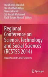 Regional Conference on Science, Technology and Social Sciences (ISBN: 9789811014567)
