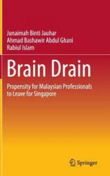 Brain Drain - Propensity for Malaysian Professionals to Leave for Singapore (ISBN: 9789811009761)