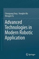 Advanced Technologies in Modern Robotic Applications (ISBN: 9789811008290)