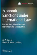 Economic Sanctions Under International Law (ISBN: 9789462650503)