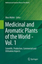 Medicinal and Aromatic Plants of the World - Scientific, Production, Commercial and Utilization Aspects (ISBN: 9789401798099)
