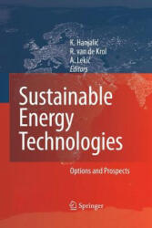 Sustainable Energy Technologies - Options and Prospects (ISBN: 9789400792142)