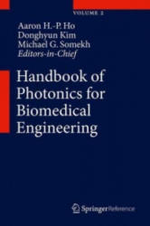 Handbook of Photonics in Biomedical Engineering (ISBN: 9789400750517)