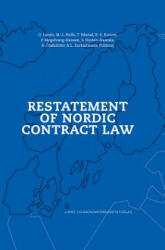 Restatement of Nordic Contract Law (ISBN: 9788757433289)