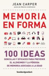 Memoria En Forma (ISBN: 9788415870739)