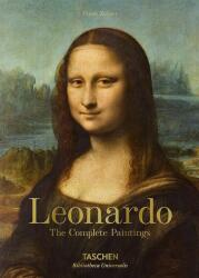 Leonardo da Vinci. The Complete Paintings - Frank Zöllner (ISBN: 9783836562973)