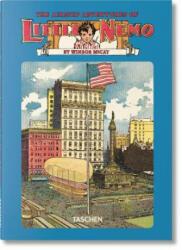Winsor McCay - The Airship Adventures of Little Nemo (ISBN: 9783836565356)