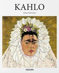 Andrea Kettenmann - Kahlo - Andrea Kettenmann (ISBN: 9783836500852)