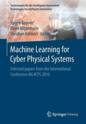 Machine Learning for Cyber Physical Systems - Selected papers from the International Conference ML4CPS 2016 (ISBN: 9783662538050)