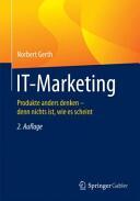 It-Marketing - Norbert Gerth (ISBN: 9783662469262)