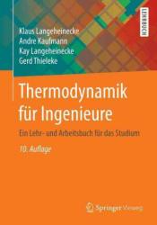 Thermodynamik fr Ingenieure (ISBN: 9783658143008)