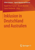 Inklusion in Deutschland und Australien (ISBN: 9783658144623)