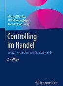 Controlling Im Handel (ISBN: 9783658138783)