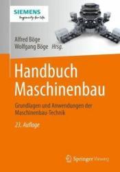 Handbuch Maschinenbau (ISBN: 9783658125288)
