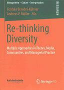 Re-Thinking Diversity (ISBN: 9783658115012)