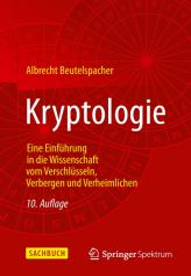 Kryptologie (ISBN: 9783658059750)
