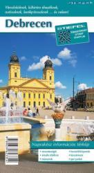Debrecen térkép 100 x 70 cm Stiefel (ISBN: 9789639623354)