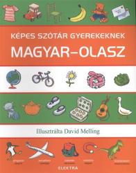 KÉPES SZÓTÁR GYEREKEKNEK: MAGYAR-OLASZ (2011)
