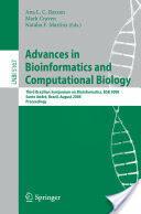 Advances in Bioinformatics and Computational Biology (ISBN: 9783540855569)