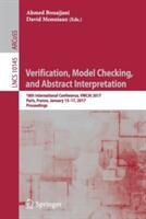Verification, Model Checking, and Abstract Interpretation (ISBN: 9783319522333)