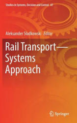Rail Transport-Systems Approach (ISBN: 9783319515014)