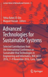 Advanced Technologies for Sustainable Systems (ISBN: 9783319487243)