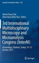 3rd International Multidisciplinary Microscopy and Microanalysis Congress (ISBN: 9783319466002)