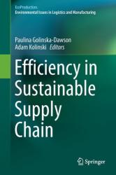 Efficiency in Sustainable Supply Chain (ISBN: 9783319464503)