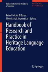Handbook of Research and Practice in Heritage Language Education (ISBN: 9783319446929)