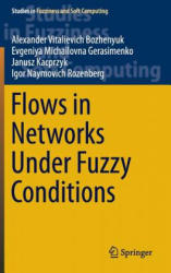 Flows in Networks Under Fuzzy Conditions (ISBN: 9783319416175)