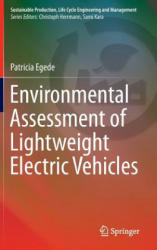 Environmental Assessment of Lightweight Electric Vehicles (ISBN: 9783319402765)