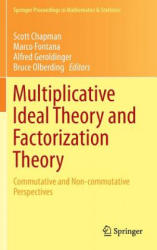 Multiplicative Ideal Theory and Factorization Theory - Commutative and Non-Commutative Perspectives (ISBN: 9783319388533)