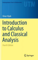 Introduction to Calculus and Classical Analysis (ISBN: 9783319283999)