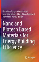Nano and Biotech Based Materials for Energy Building Efficiency (ISBN: 9783319275031)