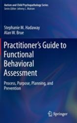 Practitioner's Guide to Functional Behavioral Assessment - Stephanie M. Hadaway, Alan W. Brue (ISBN: 9783319237206)
