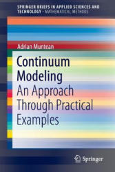 Continuum Modeling - An Approach Through Practical Examples (ISBN: 9783319221311)