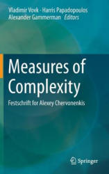 Measures of Complexity - Festschrift for Alexey Chervonenkis (ISBN: 9783319218519)