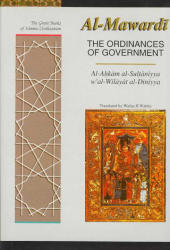Ordinances of Government - Al-Mawardi (ISBN: 9781873938171)