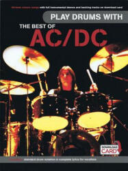 Play Drums with. . . the Best of AC/DC (ISBN: 9781785581991)
