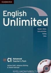 English Unlimited Advanced Teacher's Pack (ISBN: 9780521175593)