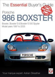 Porsche 986 Boxster - Adrian Streather (ISBN: 9781787110533)
