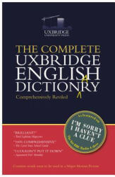 Complete Uxbridge English Dictionary - I'm Sorry I Haven't a Clue (ISBN: 9781784756499)