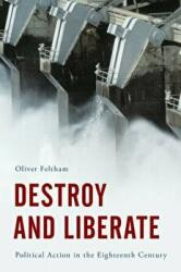 DESTROY AMP LIBERATE POLITICAL APB (ISBN: 9781783481613)