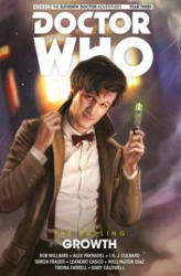 Doctor Who - The Eleventh Doctor: The Sapling Volume 1: Growth - The Eleventh Doctor, Growth (ISBN: 9781785860843)