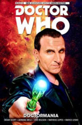 Doctor Who: The Ninth Doctor Volume 2 - Doctormania (ISBN: 9781785861109)