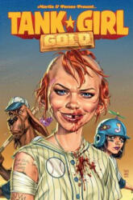 Tank Girl - Gold (ISBN: 9781785855252)